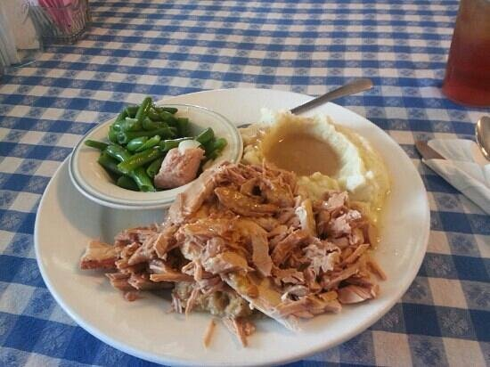Blue Springs Cafe Food Network