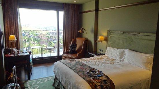 Castillo Gorraiz Hotel Golf & Spa: la chambre standard