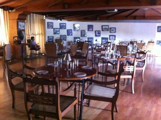 History Restaurant: Interior