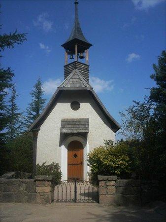 Río Subterráneo de la Cumbrecita: Iglesia