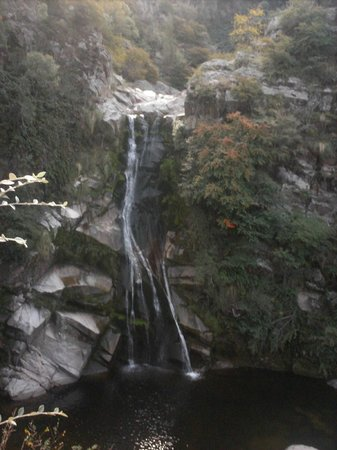Río Subterráneo de la Cumbrecita: Casacada