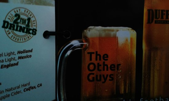 Duffy's Sports Grill: Nice Drink Specials