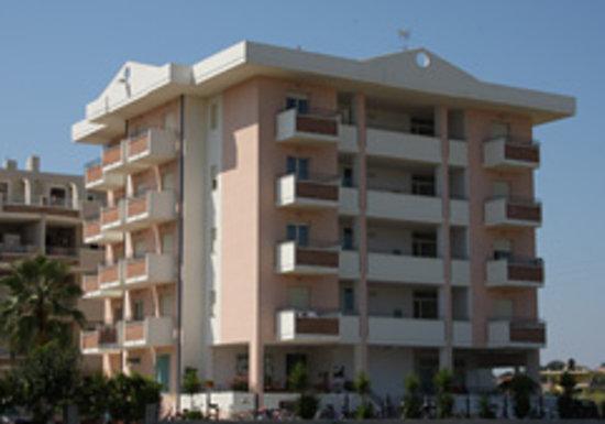 La Rosa Blu Hotel
