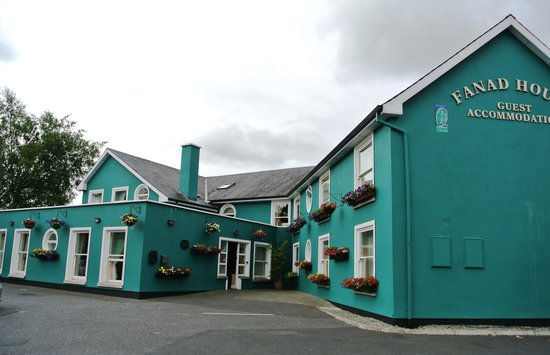 Fanad House - June 2013
