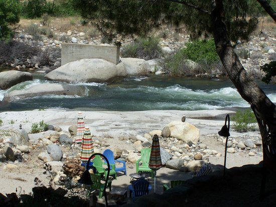 Rio Sierra Riverhouse: Beautiful river view !