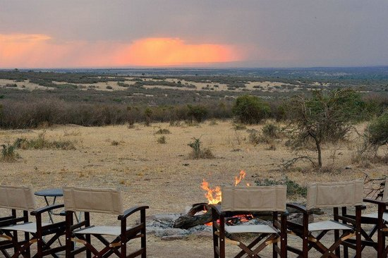Mara Bushtops: Sunddowners break