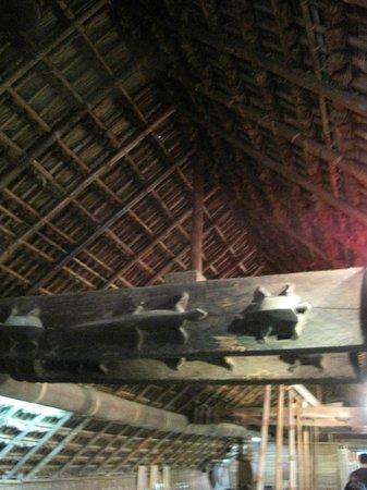 Museo de Etnología de Vietnam: casa interior 3