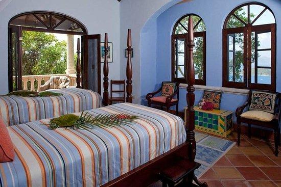 Hakuna Matata Villa: Twin bedroom