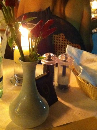 Ristorante Della Baia: atmosfera.....