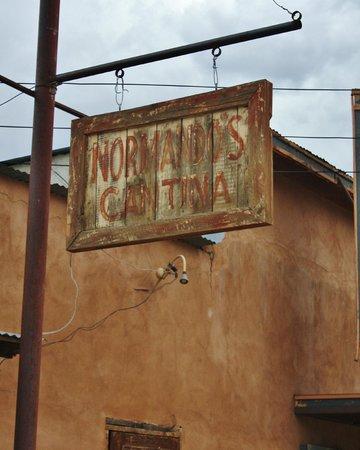 Georgia O'Keeffe Museum: In the village of Abiqui