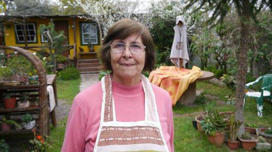 hostal maria casa: L'adorable Maria