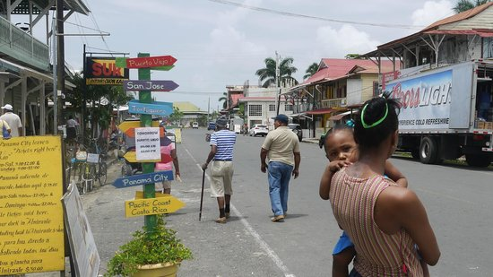 Hostal Hansi: Karibikfeeling in Bocas