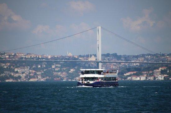 Hotel Sultan: Bosporus