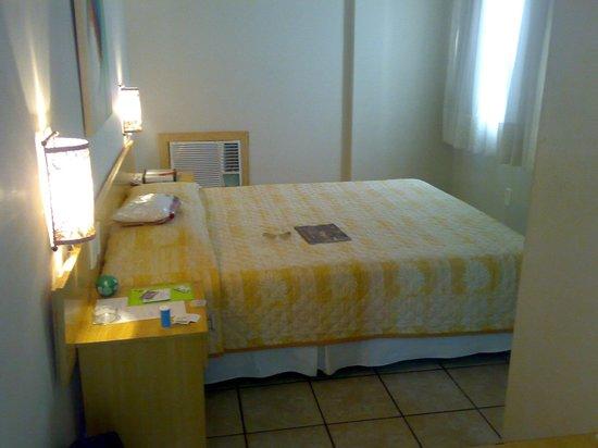 Iracema Travel Hotel: Chambre