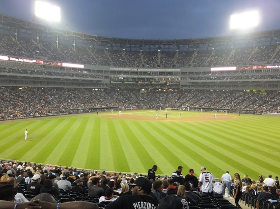 US Cellular Field: White Sox vs Orioles