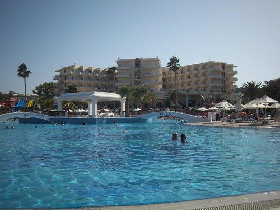 Louis Creta Princess Beach Hotel: Pool