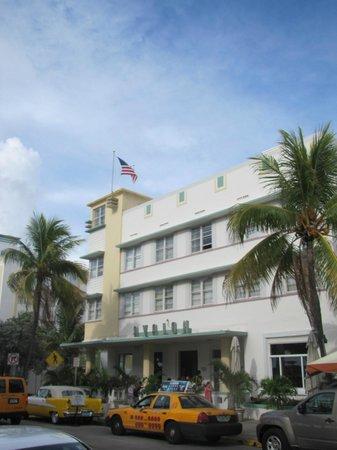 Avalon Hotel: Esterno