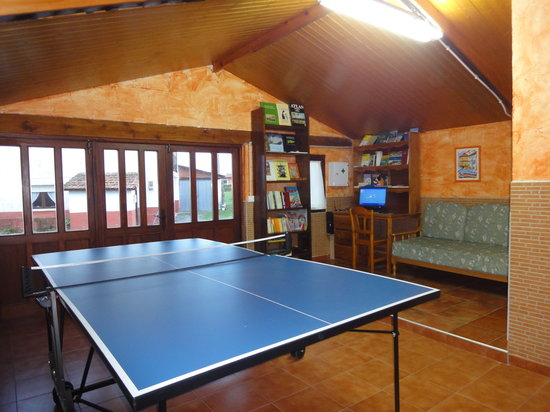 Apartamentos Rurales Villa del Sain: Local social