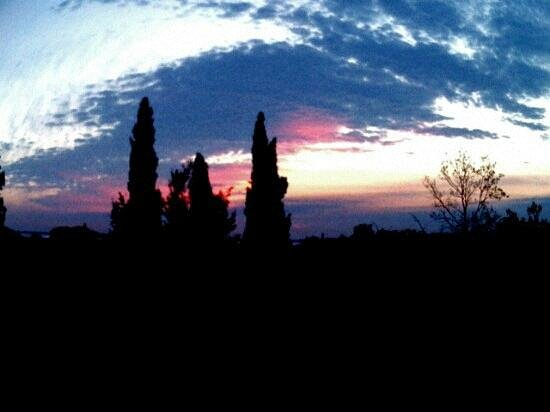 Bed and Breakfast - Ca' Torcello: Tramonto