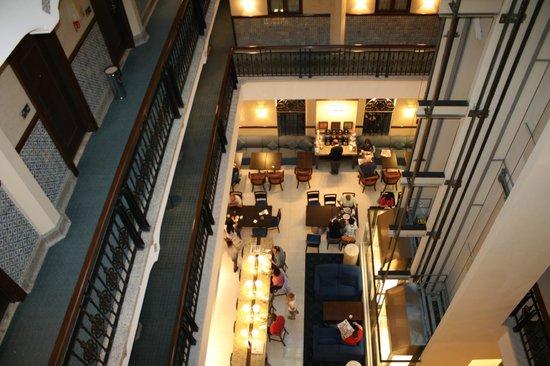 Hampton Inn & Suites Mexico City - Centro Historico: hall