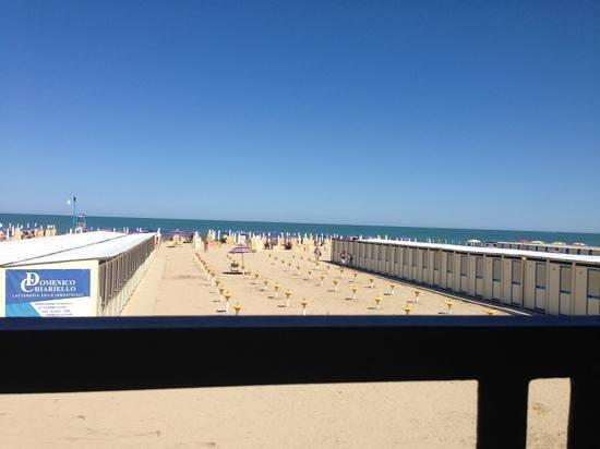 vista terrazza - Foto di Il Brigantino, Barletta - TripAdvisor
