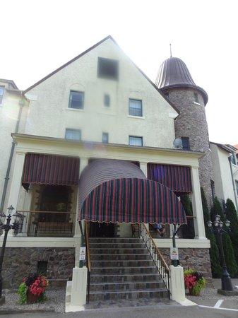 Digby Pines Golf Resort & Spa: Hotel