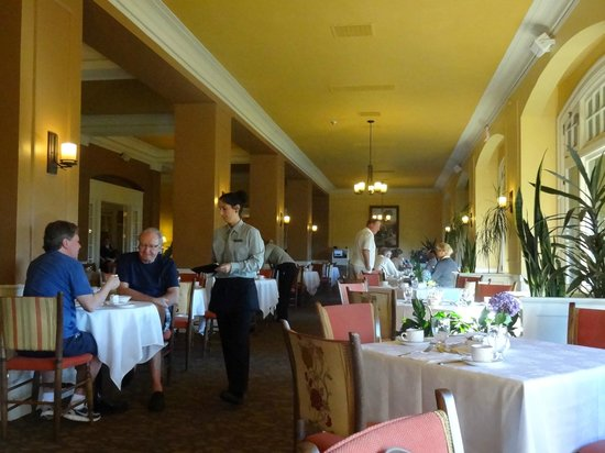 Digby Pines Golf Resort & Spa : Dining Room