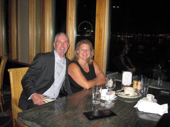 Anthony's Pier 66 & Bell Street Diner: Us!
