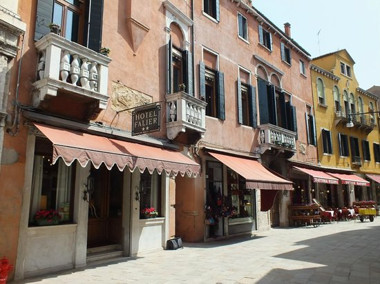 Hotel Falier & restaurants