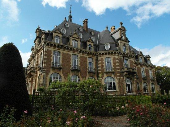 Chateau de Namur: Wie in alten Filmen