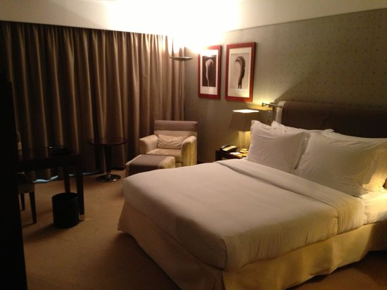 InterContinental Lisbon: Very nice room!
