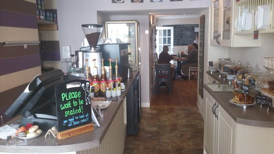 Spill The Beans Cafe: beautiful!!