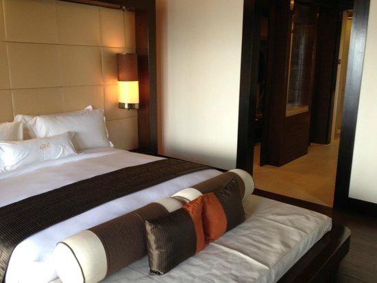 Gaya Island Resort: comfy bed, awesome sleep