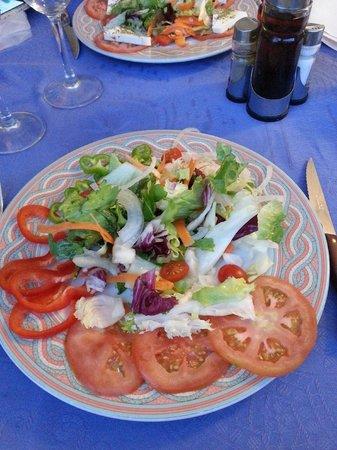 L'Amfora : Salad