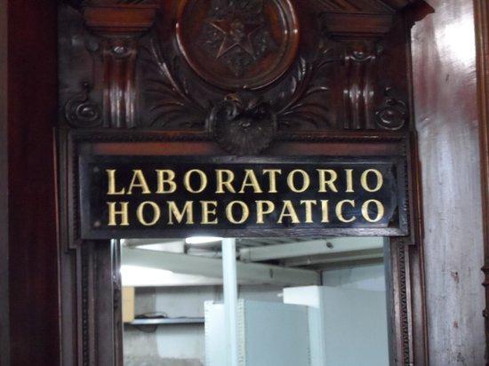 Farmacia De la Estrella Homeopatia : Old name, new method