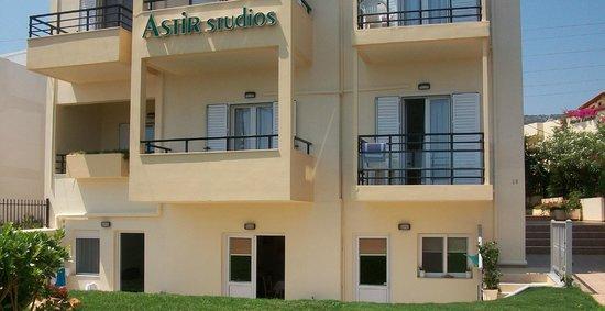 阿斯蒂爾開放式公寓