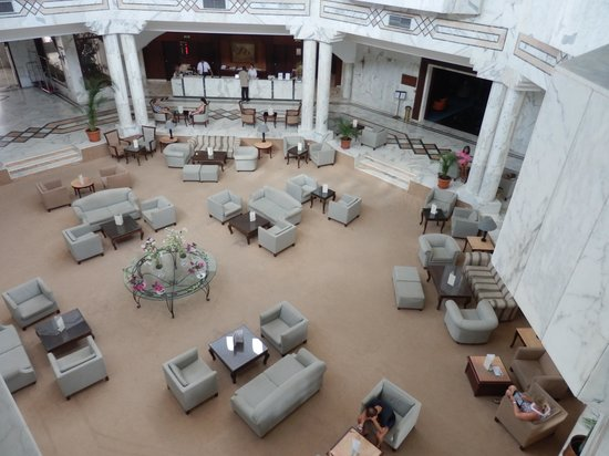 Djerba Plaza Hotel & Spa: le hall