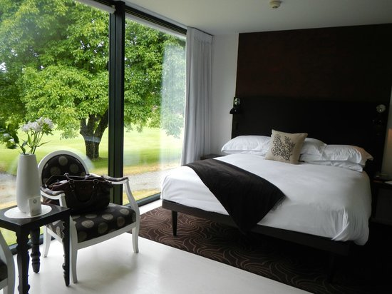 Queenstown Park Boutique Hotel: Beautiful room!