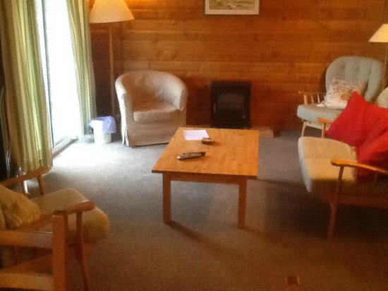 Barend Holiday Village: lounge