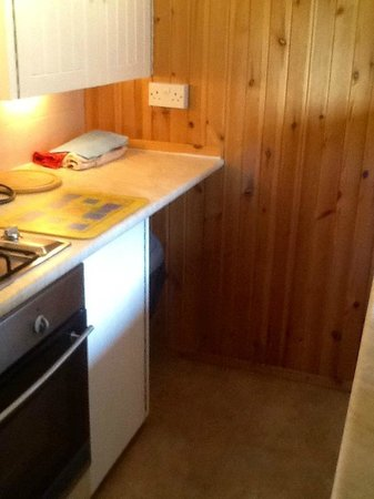 Barend Holiday Village: kitchen