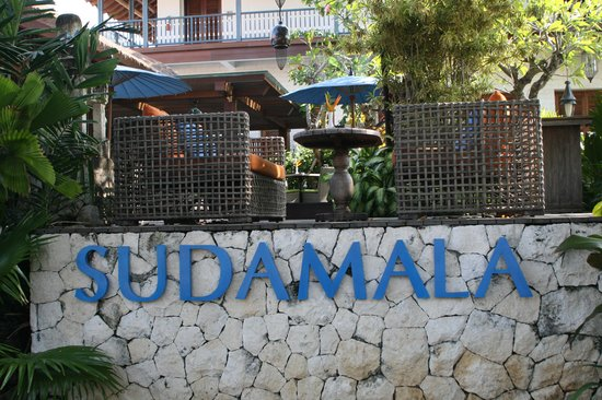 Sudamala Suites & Villas: de naam van het hotel