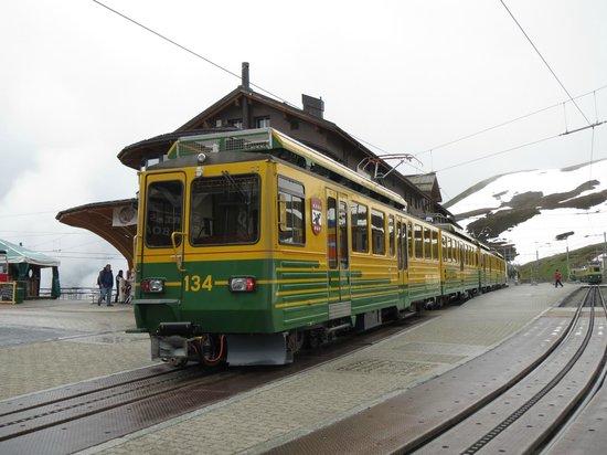Beausite Park Hotel: Jungfraubahn