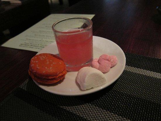 La Table de Tee: Dessert