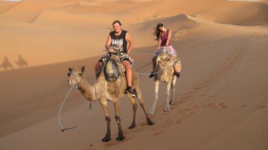 Explore Sahara Tours : Con Mimoun y Jimmy H.