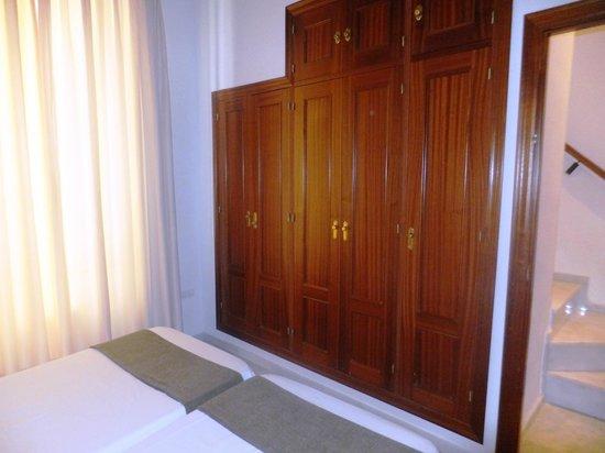 La Casa del Pozo Santo: bedroom
