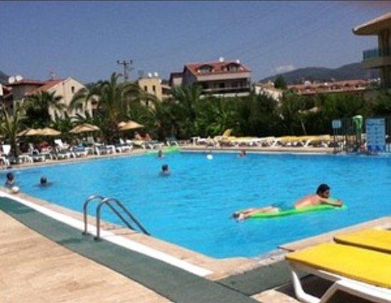 Sayar Apart Hotel Marmaris : pool area