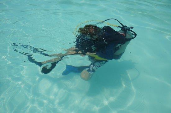 Andys Scuba Diving Phuket: Practise run