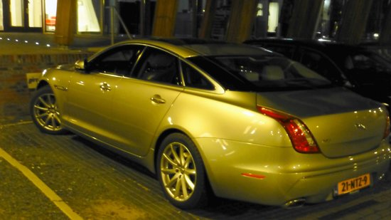 De Kruidfabriek by Lute: Who's Jaguar?