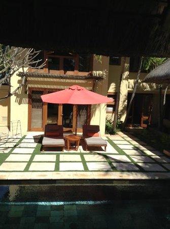 Constance Belle Mare Plage: Our lovely villa at Belle Mar Plage