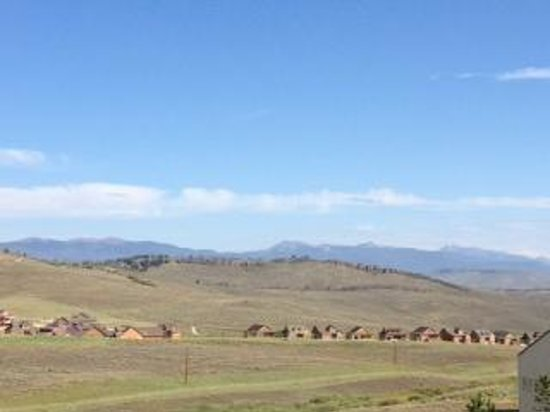 The Mountainside at Silver Creek: View from our Unit 98